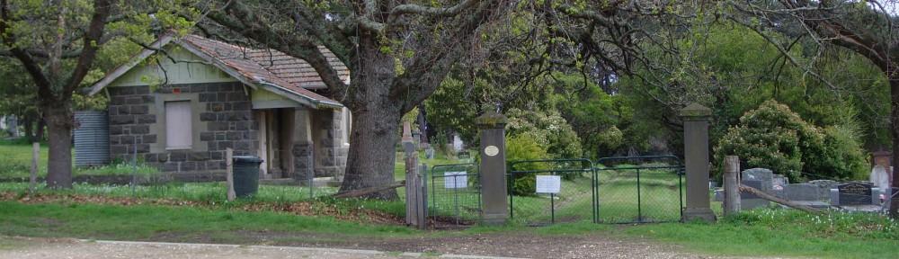 Malmsbury Cemetery